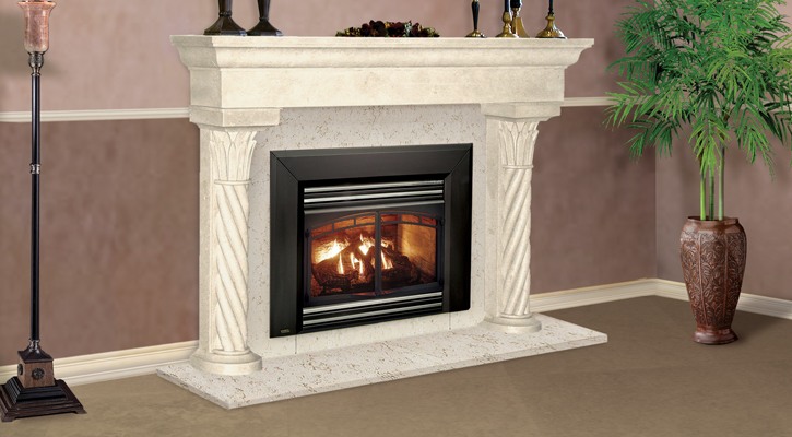 Limestone Fireplace Gallery Canamould Com