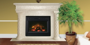 Polynesia Mantel with Hawser Legs