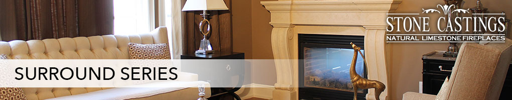 Surround Series Fireplaces