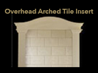 arched insert