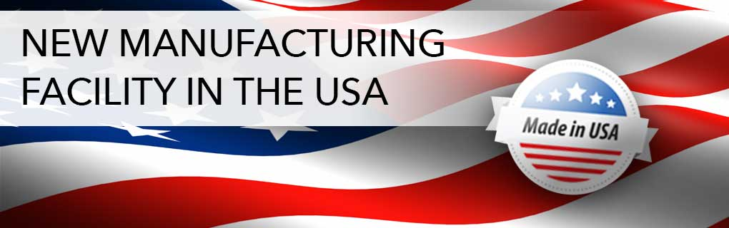 Canamould now has a Manufacturing facility in the USA