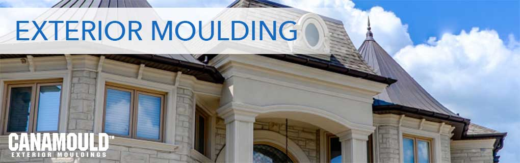A wide selection of Exterior Moulding products and styles
