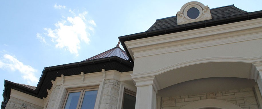 exterior cornice moulding