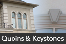 Quoins and Keystones