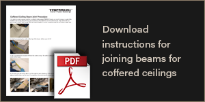 Download instructions for joining beams for coffered ceilings